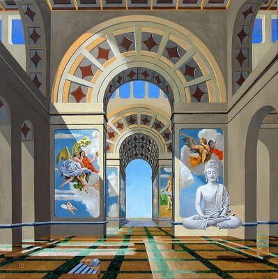 Jan van den Brink, 'Renaissence Buddha'