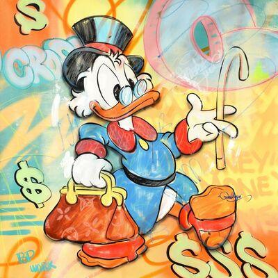 Cross Magri, 'McDuck Dollar', 2021