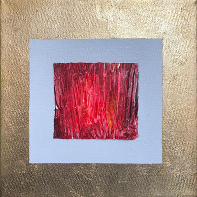 Koko Shimizu, 'My Infinite Possibilities #5 (Crimson)', 2019