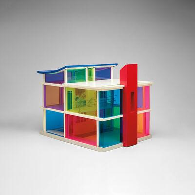 Laurie Simmons, 'Kaleidoscope Dollhouse', 2000