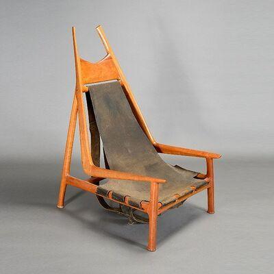 Miles Karpilow, 'Armchair', 1971