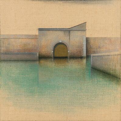 Eduard Angeli, 'Boat's House', 2016