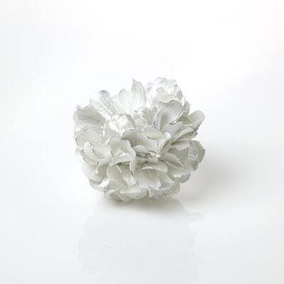 Junko Mori, 'Silver Organism; Textured Twist', 2019