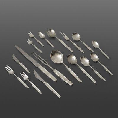 Tias Eckhoff, 'Cypress silverware, No. 99', 1953