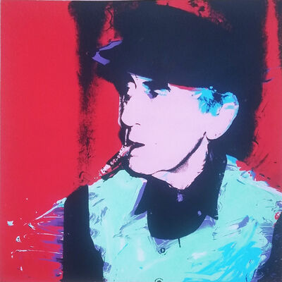 Andy Warhol, 'MAN RAY FS II.148', 1974