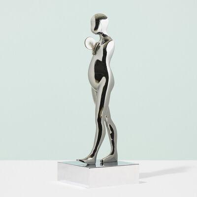 Ernest Trova, 'Falling Man (Walking Figure with Disc)', 1966