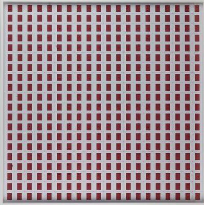 Marco Maggi, 'Sliding on red', 2017