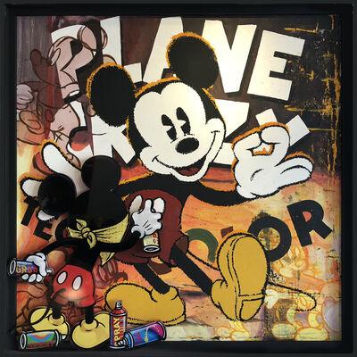 F&G, 'Plane Crazy - (Mickey 3D)', 2019
