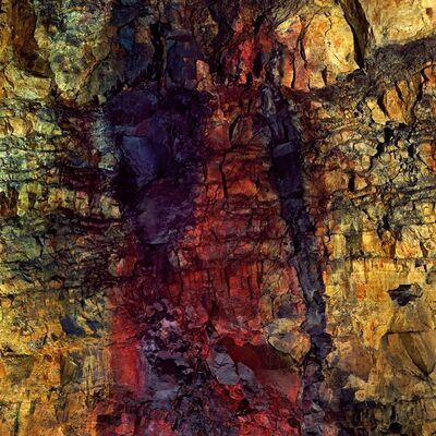 LUCA MARZIALE, 'Bleeding Iron, Testament series', 2014