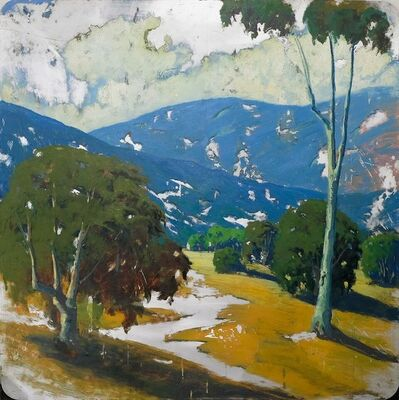 James Armstrong, 'Alexander Valley Oaks'