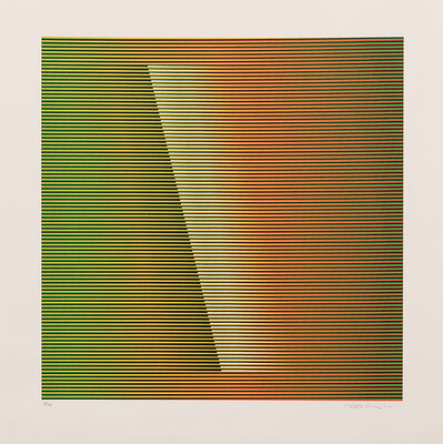Carlos Cruz-Diez, 'Color Aditivo 3 ', 2013