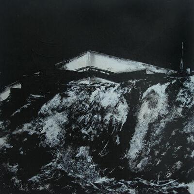 Gustavo Abascal, 'The embankment', 2015