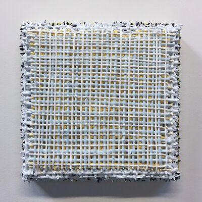 Vicky Christou, 'Yellow Grid', 2017