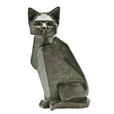 Gerald Laing, 'Cat', 1983
