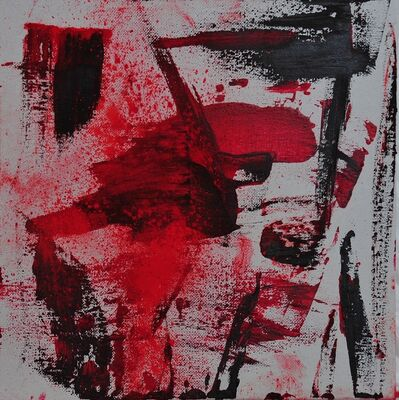 Christina Mitterhuber, 'WE in RED XXXV', 2020