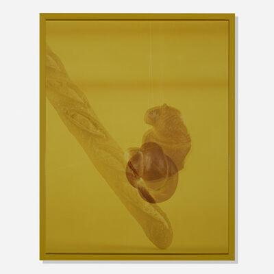 Elad Lassry, 'Untitled (Baguette, Challah, Croissant)', 2008