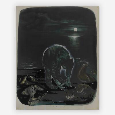 Sue Coe, 'Exxon', 1990