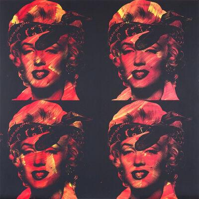 Knowledge Bennett, 'Good Girl Gone Bad (Marilyn 4 Times)', 2017