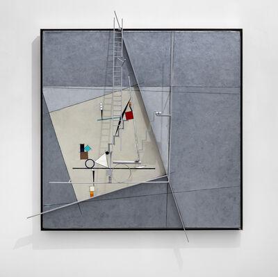 Fletcher Benton, 'Circus Painting No. 7', 2003
