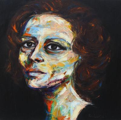 Bader Mahasneh, 'Fairuz 1', 2018