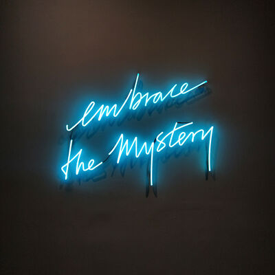 Olivia Steele, 'Embrace The Mystery', 2021