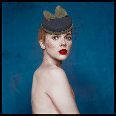Tyler Shields, 'Hannah Colorized', 2020