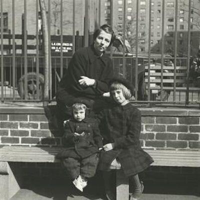 Vivian Maier, 'Self-portrait', printed later
