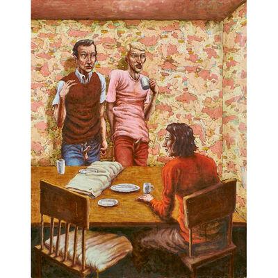 Krisjanis Kaktins-Gorsline, 'Two works'
