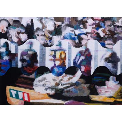 Carole Benzaken, 'Diana's funeral', 2000