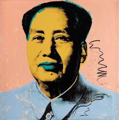 Andy Warhol, 'Mao (II.92)', 1972