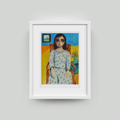 Haya Kaabneh, 'My Comfortable Space #3', 2018