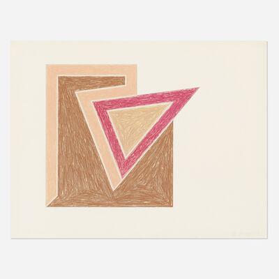 Frank Stella, 'Tuftonboro (from the Eccentric Polygons series)', 1974