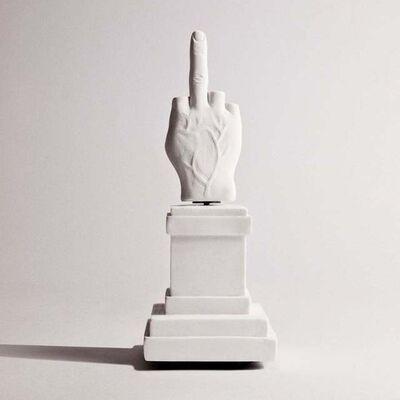 Maurizio Cattelan, 'L.O.V.E. - CARILLON', 2014
