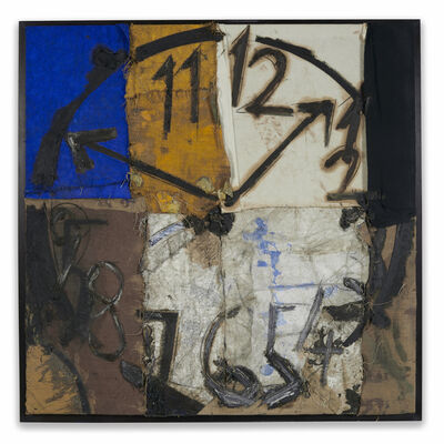 Manolo Valdés, 'El Reloj', 1998
