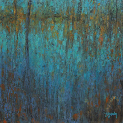 Diana Rae Zasadny, 'Morning at Maskinonge'