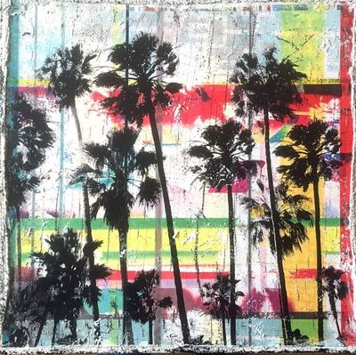 Marion Duschletta, 'Cali Palms 2', 2019