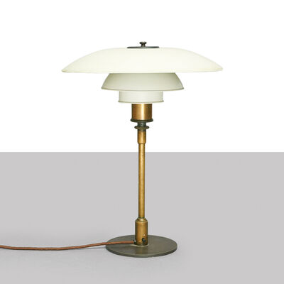 "Poul Henningsen, 'Poul Henningsen PH4/3 Table Lamp, Stampled ""Pat. Appl""', ca. 1928"