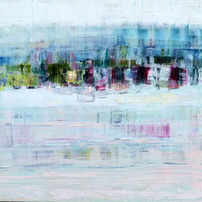 Suzy Barnard, 'Pistachio and Violet', 2016
