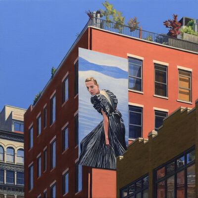 Nick Savides, 'Ulla Johnson on Lafayette Street', 2018