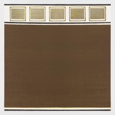 Dan Walsh, 'Untitled (Brown)', 2001