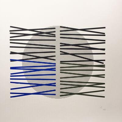 Jesús Rafael Soto, 'Composition 2', 1971