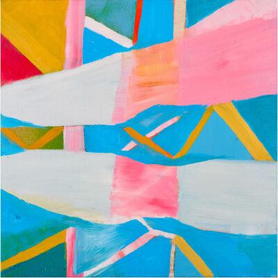 Julie Gladstone, 'Legs in Swimming Pool', 2017