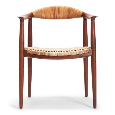 """Hans Jørgensen Wegner, 'Armchair """"The Chair""""', 1949"""