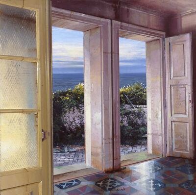 Matteo Massagrande, 'Il roseto sul mare', 2019