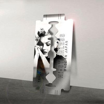 Yves Hayat, 'Lame de fond - Marilyn ed.1/6', 2019