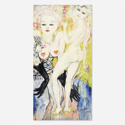 Philip Evergood, 'Look Homeward Marilyn', 1963