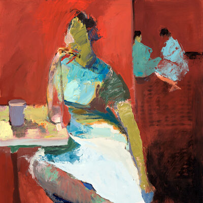 Linda Christensen, 'Becoming', 2016
