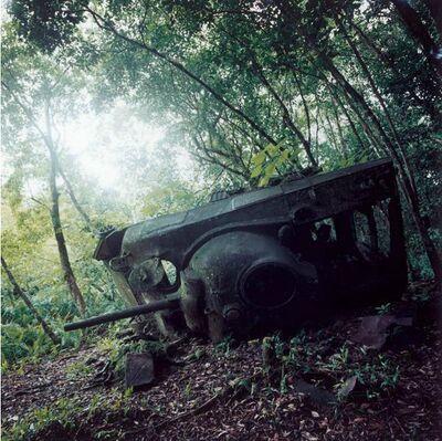James Fee, 'Sgt. Valentino's Tank', 2001