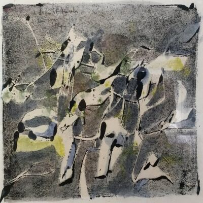 Edmund Alleyn, 'Untitled 2', 1957