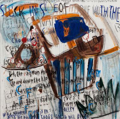 Despina Stokou, 'Stuck Inside the Memphis Blues Again (left)', 2015
